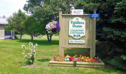 Fiddler's Green Country Cottages