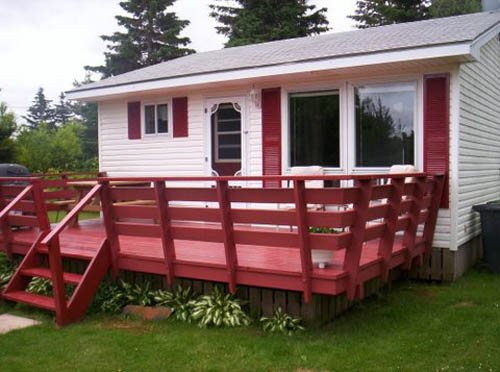 Laura's Wild Rose Cabin & Bayside Cottages