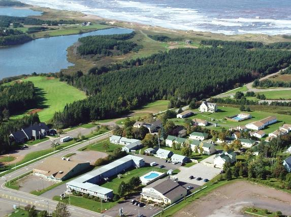 Ingleside Lodge Motel & Cottages