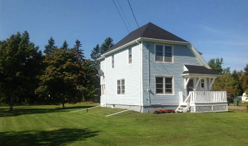 The Gaspé House