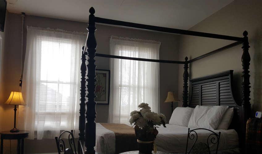 Suites of Euston