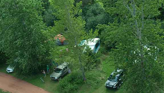 Cymbria Campground