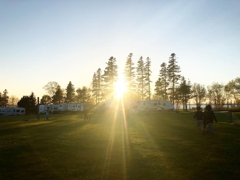 Lord Selkirk Campground