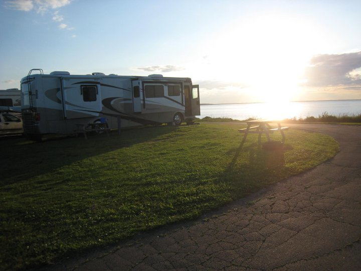 Crystal Beach Campground