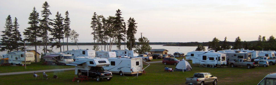 Seal Cove Campground