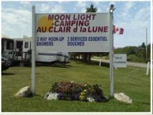 Moonlight Camping/ Au Clair D'La Lune