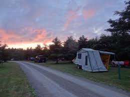 Stanhope Campground, PEI National Park