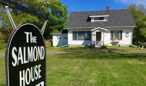 The Salmond House