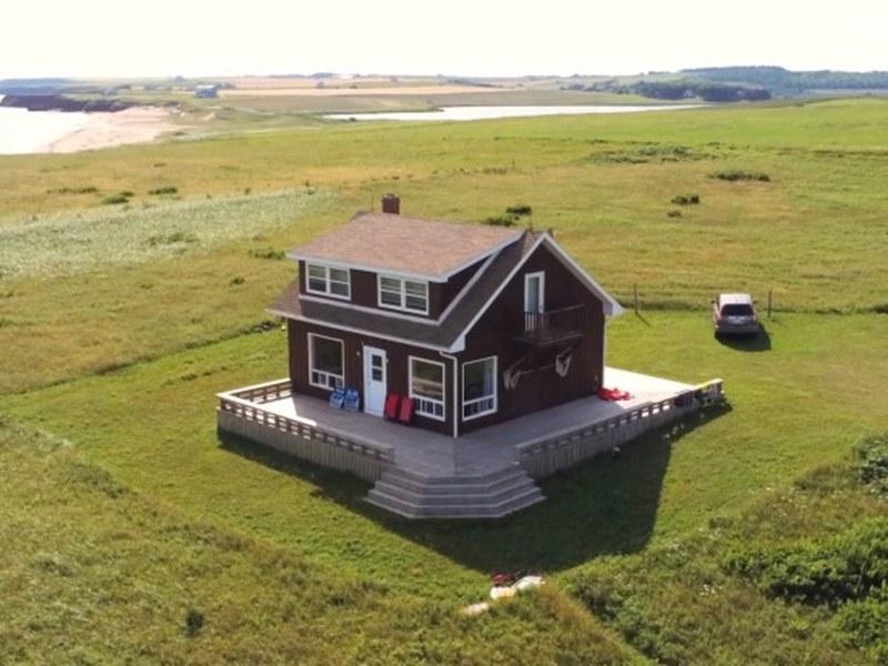 Beach House at Cousin's Shore