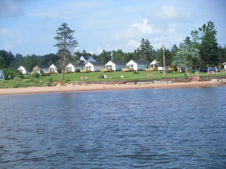A Distant Shore Beachfront Cottages