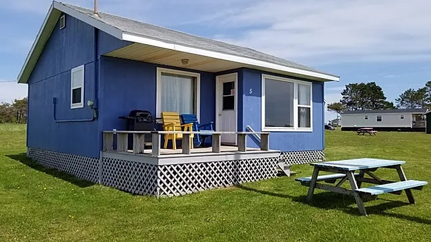 Blue Spruces Cottages