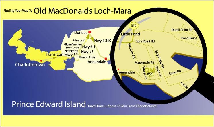 Old MacDonald's Loch-Mara